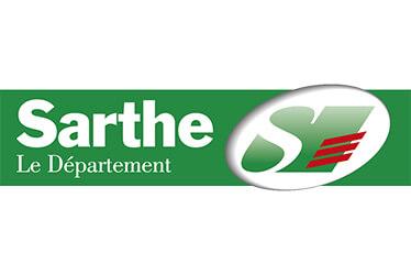 logo département sarthe