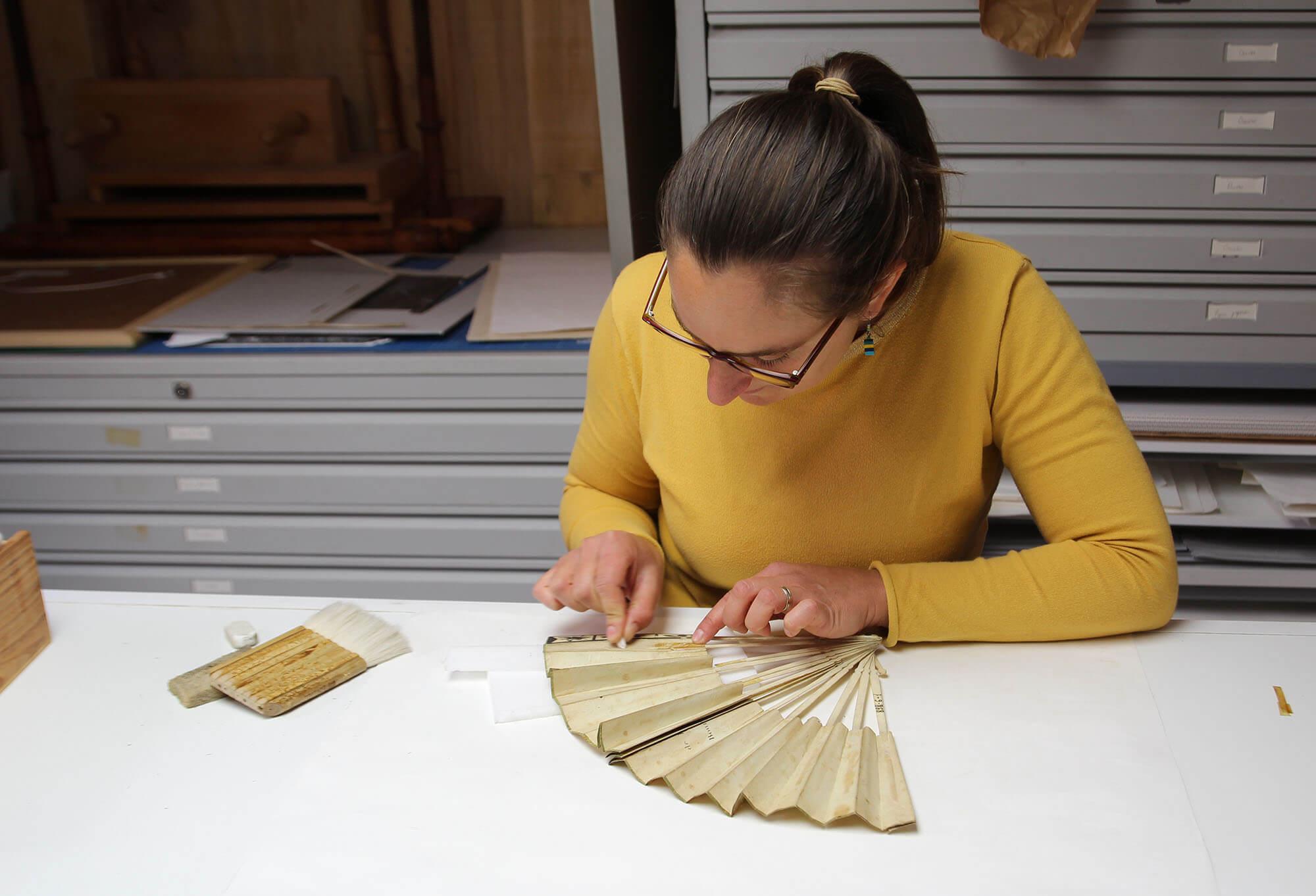metier conservation restauration